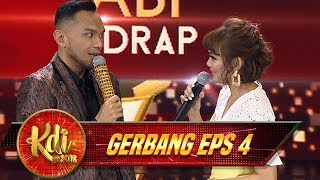 CIIEEE BGT!! Rina Nose Pengen Duet Sama Bang Fakhrul Razi  - Gerbang KDI Eps 4 (27/7)