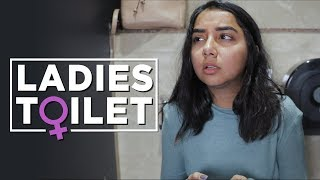 Things You Hear In A Ladies Public Toilet | MostlySane