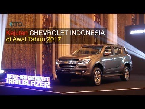 Kejutan CHEVROLET INDONESIA di Awal Tahun 2017 I OTO.com
