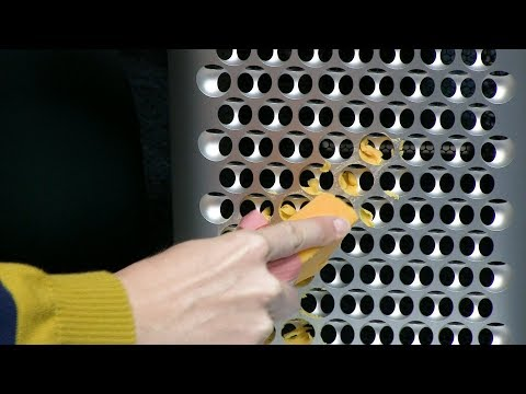 Apple's 2019 Mac Pro Uncasing and First Impressions & Cheese Grating –  LIVE