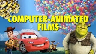 Top ComputerAnimated Films Trailer Mashup