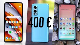 Meine Top Smartphones unter 400€ (Deutsch) - 2021 - Teil 2 | SwagTab