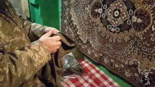 Що отримує з речового майна солдат ЗСУ зимою 2016-17