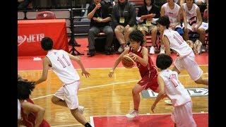 高校女子バスケット千葉英和vs千葉経済第3Q~4Q2018ウィンターカップ千葉予選準決勝