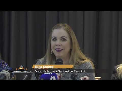 Junta Nacional de Escrutinio operará en el Parlatino