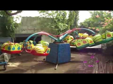Amusement Rides - Magic Spider