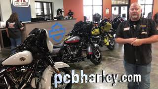 2020 CVO's and Limited Edition Bikes