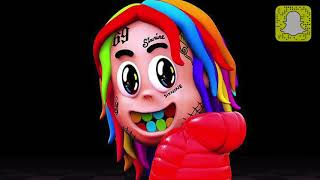 6ix9ine - MAMA (Clean) ft. Nicki Minaj & Kanye West