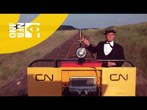 The Railrodder, Buster Keaton's Final Silent Film from 1965