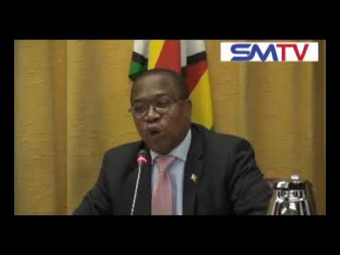 Min Mthuli Ncube gov privatise CSC and Zupco service expected to improve