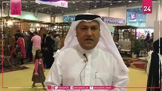 محمد أمين: مشاركة كبيرة بمعرض ليالي رمضان 2019 في إكسبو الشارقة