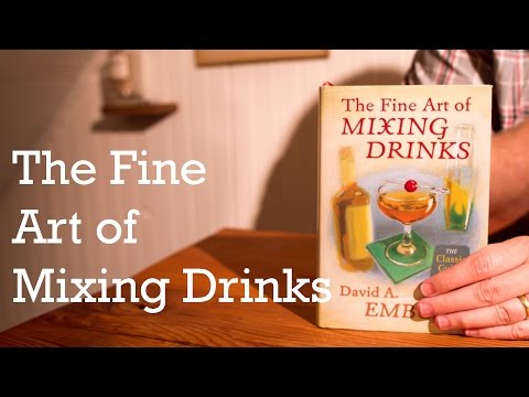 The Fine Art of Mixing Drinks Review by Better Cocktails at Home