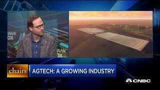 How startup AppHarvest aims to introduce a new sustainable method of farming