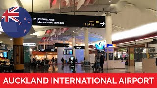 Auckland Airport, Auckland
