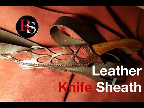 Leatherworking - Making A Leather Custom Knife Sheath Mp3