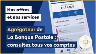 Agrégateur La Banque Postale