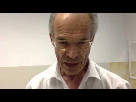 Lidio Ferrari racconta la Mutua Sanitaria Besnate
