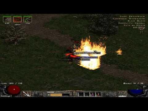 Titan Quest: Diablo 2 Immortal MOD - Necromancer playthrough