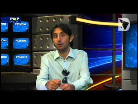 Passioni & Politica - Il capogruppo di Fratelli d'Italia in Consiglio regionale intervistato dal direttore di Toscanamedia Elisabetta Matini.