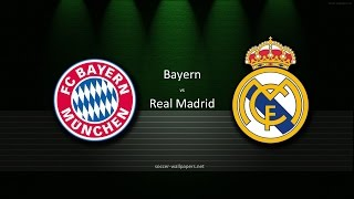 Бавария  -  Реал Мадрид  12.04.2017