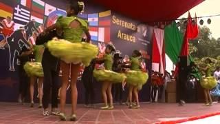 preview picture of video 'Grupo de joropo Alpargatas de Arauca'