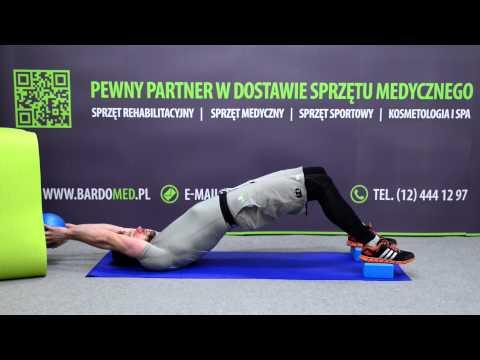 Rozluźnienie mięśni ćwiczenia jogi