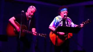 David Nelson & Eric Thompson, It's All Good, 2-5-16 Studio 55, San Rafael