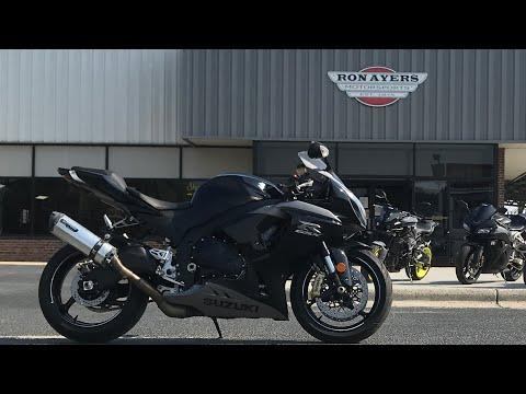 2014 Suzuki GSX-R1000™ in Greenville, North Carolina - Video 1