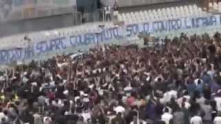 preview picture of video 'Omicidio Pescara, rom preoccupati.Bloccata la manifestazione degli ultras.'