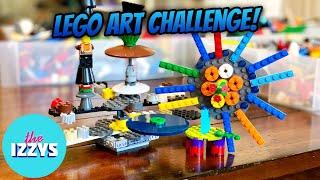 LEGO Art Challenge!
