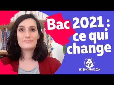BAC 2021 : ce qui change (annonces du ministre) - Les Bons Profs BAC 2021 : ce qui change (annonces du ministre) - Les Bons Profs