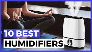 Best Humidifiers in 2020 - Choose the Best Humidifier Between Cool and Warm Mist?
