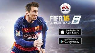 FIFA 16 Ultimate Team Mobile Trailer
