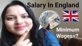 Salary In England आप कितना कमा सकते हो UK मे देख लो 🤑🤔 Minimum Wages assurehappiness