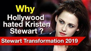 Why Hollywood Hated Kristen Stewart   Kristen Stewart Transformation