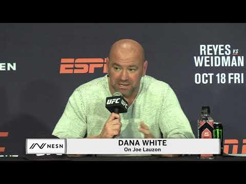 Dana White Might Force Joe Lauzon To Retire