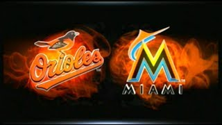 MLB 15 THE SHOW_ORIOLES @ MARLINS (2018) GM # 97