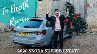 2020 Skoda Superb Estate review – Is this the best estate car on sale?
