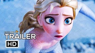 FROZEN 2 Official Trailer #2 (2019) Disney, Animated Movie HD