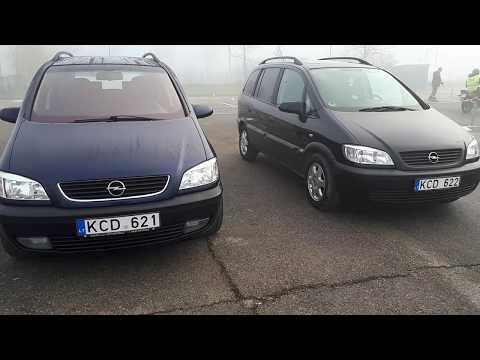 Opel safira und 2.2 Benzin