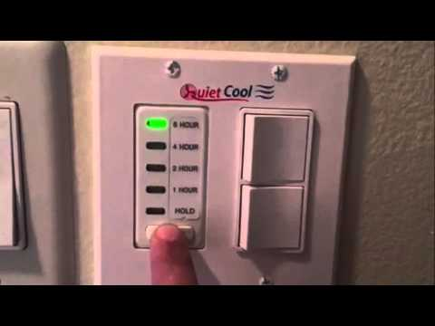 attic fan switch wiring diagram how to wire a whole house fan