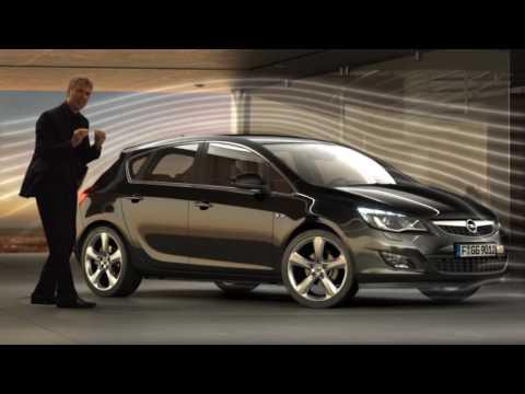 Opel  Astra J Hatchback Хетчбек класса C - рекламное видео 2