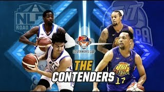 PBA Governors' Cup 2019 Highlights: NLEX Vs TNT Katropa October 25, 2019