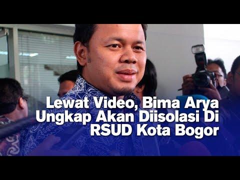 Lewat Video, Bima Arya Ungkap Akan Diisolasi Di RSUD Kota Bogor