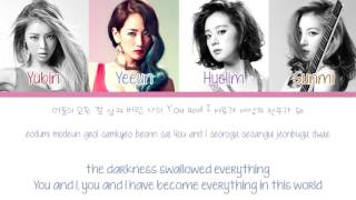 [Color Coded/Han/Eng/Rom] Wonder Girls - One Black Night