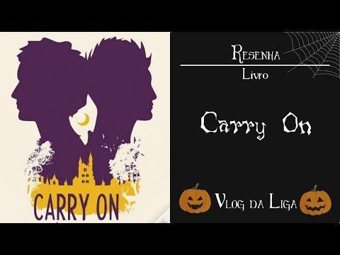 [RESENHA] Carry On