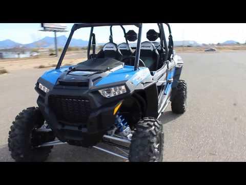 2018 Polaris RZR XP 4 Turbo EPS in Kingman, Arizona