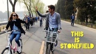 Andrew Garfield & Emma Stone I This Is Stonefield