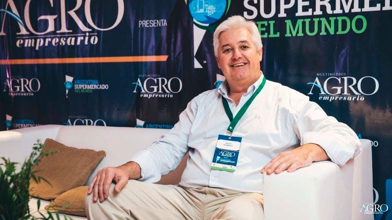 Diego Heinrich - Presidente de Frontera Sustentable