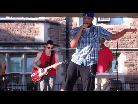 Jammin' with Phil and Rhyme n Reason at Take Steps for Kids (part 4)